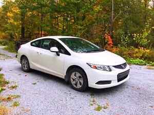 2013 Honda Civic LX Coupé