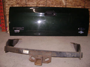 2002 ford tailgate & hitch