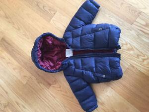 Manteau bébé Zara Baby Puffer Coat