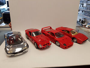 Die Cast 1:18 Model Cars (assorted)