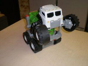 Matchbox Firetruck or Garbage Truck Transformers Edmonton Edmonton Area image 4