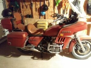 1982 Goldwing 1100 aspencade