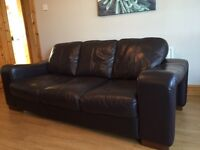 3 and 1 leather seats for sale