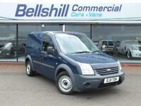Ford Transit Connect 1.8TDCi, Blue, 2011, Only 81383 Miles