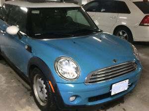 2008 MINI Cooper Sun Roof, Automatic, New Front Brakes