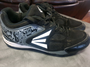 Easton size 9.5 cleats