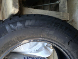 235/60 R 16 Michelin winter tire Strathcona County Edmonton Area image 6