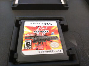 Bakugan - Game for DS