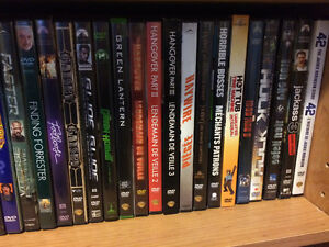 Several DVD's