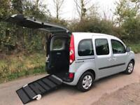 2011 Renault Kangoo 1.6 Expression 5dr AUTOMATIC WHEELCHAIR ACCESSIBLE VEHICL...