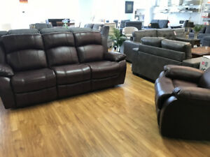 New arrival reclining sofa and chair