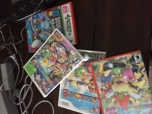 Wii U games and remotes $200 obo! Need gone today
