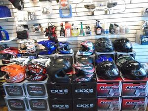 NEW CKX, LS2, and Polaris Helmets