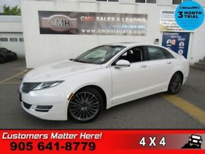 2015 Lincoln MKZ Reserve  AWD TECH-PKG ADAP-CC SELF-PARK LANE-KE