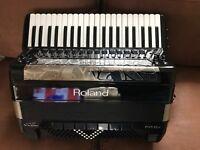 Roland FR8X digital piano accordion (as new condition)