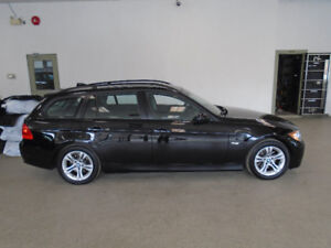 2008 BMW 328XIT WAGON! BLACK ON BLACK ! MINT! RARE! ONLY $9,900!