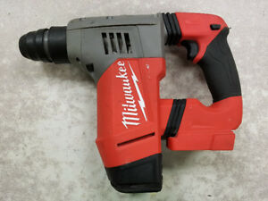 18V Milwaukee Brushless Rotary Hammer Drill - BARE TOOL