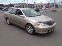 2003 Toyota Camry Berline LE super clean