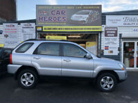 2010 KIA SPORTAGE XS CRDi 2WD AUTOMATIC 140 BHP ( AA ) WARRANTY INCLUDED