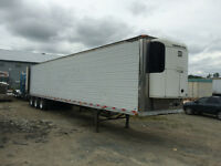 2005 Great Dane 53' Tridem Reefer Trailer