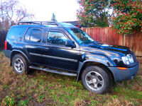 2003 Nissan Xterra Supercharged 4x4 manual for SALE!!!