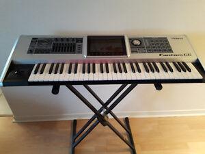 Clavier Phantom G6 -Marque Roland