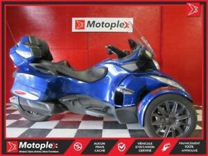 2013 Can-Am Spyder RT-S 101,94$/SEMAINE