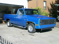 1981 GMC 1/2 Ton pickup
