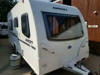 2012 Bailey Orion 460 5 Berth End Washroom Caravan Motor Mover, used for sale  Fair Oak, Hampshire