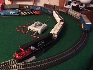 Various HO trains for sale (please contact)