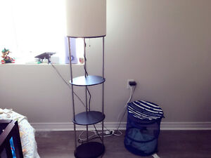 Floor lamp in a GOOD condition for sale!