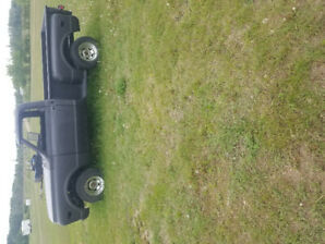 1972 GMC short box Body and Frame professionally done