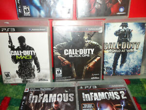 PS3 Games $10 Each. Prince George British Columbia image 4