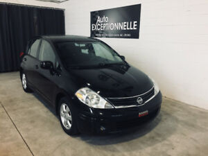 2010 Nissan Versa SL fully loaded low mileage