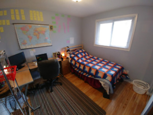 Available May Room in House with Backyard and Pool Table
