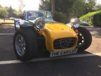 Caterham 7 only 9000 miles 1 private owner , showroom condition.