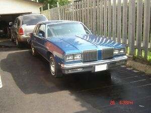 1980 Oldsmobile Calais 2 door