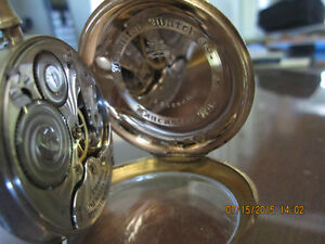 Hamilton 956 Pocket Watch from 1915 London Ontario image 4