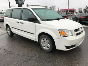 Dodge Grand Caravan C-V CARGO-JAMAIS ACCIDENTER 2010