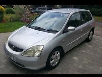 Honda Civic type s 46000 miles