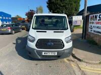 2017 17 FORD TRANSIT 2.0 350 L5 C/C 129 BHP **FINANCE AVAILABLE** DIESEL