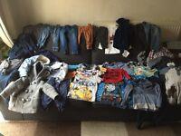 Boys Bundle 12-18 Months Clothes