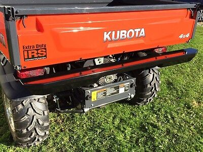 Rear Bumper Kubota Rtv X1100c And Rtv X1120d Sku 12717