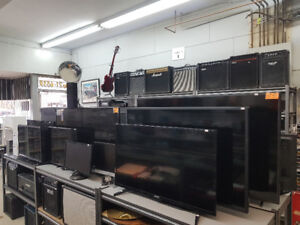 Pawn Shop – TV's 4 Sale - BUY/SELL/TRADE