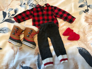 "Maplelea 18"" doll outfit"