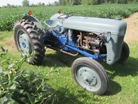 N2 FORD TRACTOR