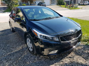 Kia Forte5,2017 low kms.