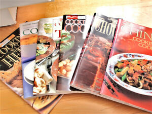 """""""AUSTRALIAN WOMEN'S WEEKLY"""" COOK BOOKS - THE BEST RECIPES EVER"""