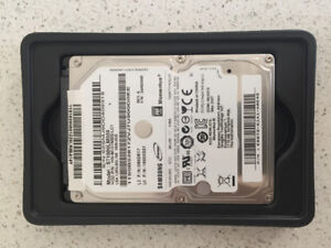 "Samsung 2.5"" hard drive 1TB for laptops"