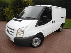 2013/63 Ford Transit T280 2.2TDCi SWB LOW ROOF PANEL VAN